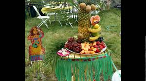pineapple tree for fruit display and fruit monkey youtube