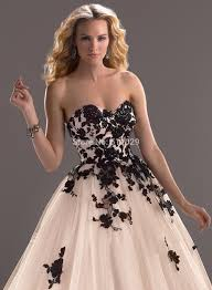Black And White Wedding Dress Plus Size Wedding Dresses With Black Accents Black Navy Blue