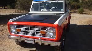 baja bronco for sale 1973 ford baja bronco f281 anaheim 2012