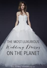 wedding dresses vera wang how much does a wedding dress cost the couture edition
