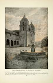 how to do a san barbara mission santa barbara mission project