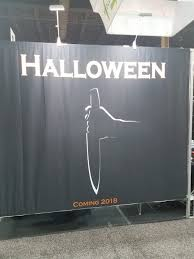 the licensing expo halloween poster is as minimalistic as you can