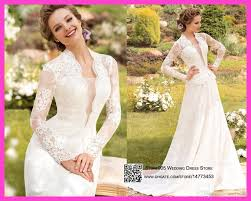 discount 2016 western country style wedding dresses lace long