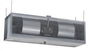 Loading Dock Air Curtain Mars Air Systems