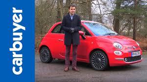 fiat 500 hatchback fiat 500 hatchback 2016 review carbuyer youtube