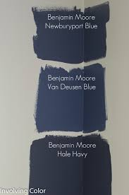 benjamin moore navy blue paint color ideas