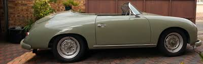 porsche 356 replica 356 speedster south africa