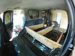 xterra sleeping and storage platform part 1 jeff johnson