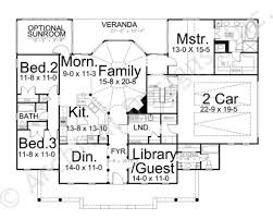 corsica place empty nester house plan luxury house plan