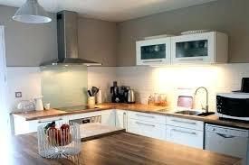 deco cuisine blanc et banc tv blanc et bois cuisine blanche et bois deco cuisine cuisine