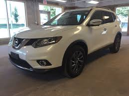 nissan suv 2016 white new 2016 nissan rogue 4 door sport utility in oakville on y16169