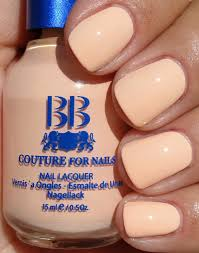 buy unique light pastel peach apricot cool nail polish for women