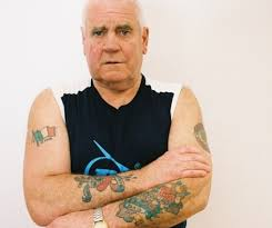 old people with different tattoos with pictures new health