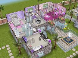 Design My Dream House House 49 Barbies Dream House Level 2 Sims Simsfreeplay