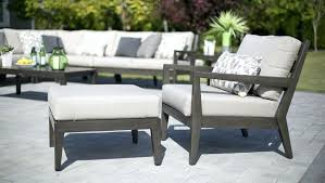 patio furniture with ottomans mesmerizing patio furniture with ottoman amazing of blue outdoor