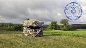 Primos Blinds Double Bull New Ground Blind The Primos Double Bull Deluxe Field U0026 Stream