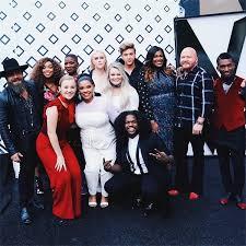 Diana Adams Blind The Voice U0027 Live Shows Top 12 Perform Janice Freeman Keisha