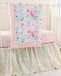 baby crib bedding custom nursery bedding for girls