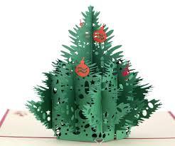 pop up christmas tree template christmas lights decoration