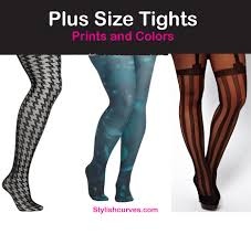 shopping plus size tights prints and colors stylish