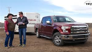 2013 ford f150 5 0 towing capability 2016 ford f 150 5 0l v8 takes on ike gauntlet towing