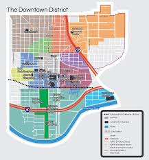 Uco Map Oklahoma City Retail Downtown