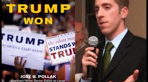 why trump won breitbart u0027s joel pollak author interview with