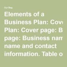 home interior design business plan sample executive summary