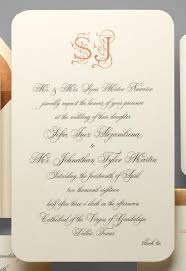 wording on wedding invitations say it with style wording wedding invitations