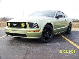 2005 Black Mustang Black Pentar Wheels Back In Stock The Mustang Source Ford