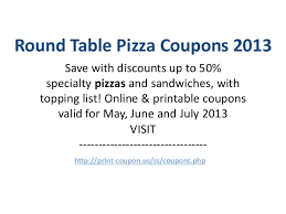round table pizza paradise ca coupons round table coupon codes 2018 couriers please coupon calculator