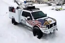 Ford Diesel Pickup Truck - video diesel brothers episode 5 recap
