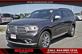 dodge durango dodge durango in fort worth tx meador dodge chrysler jeep ram