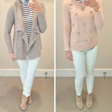 Blush Pink Cardigan 29 Off Loft Sweaters Loft Blush Jeweled Sweater From Vera U0027s