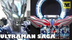 film ultraman saga terbaru dx orb ring ultraman saga cosmos dyna zero youtube