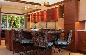 island style kitchen design kapalua maui interior design and remodel asid warm hawaiian island