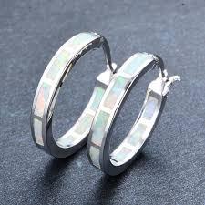 amazon com bamos jewelry womens amazon com adeser jewelry white gold opal 925 best friend