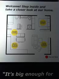 Ikea Floor Plans The Dagupion U0027ohana Living Small