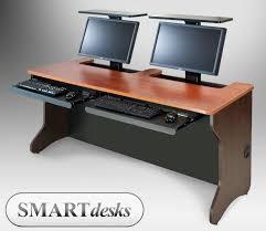 Flipitlift Monitor Lift Computer Desks Jay S Stanley Associates