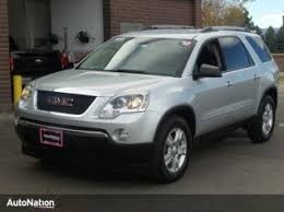 2012 Gmc Acadia Interior Used Gmc Acadia For Sale In Denver Co 145 Used Acadia Listings