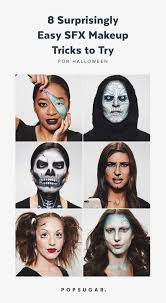 special effects makeup for beginners special effects makeup tricks popsugar beauty