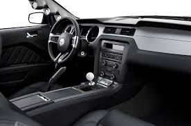 Black 2014 Mustang Gt 2014 Shelby Mustang Gt Quick Drive