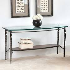 Charleston Forge Bakers Rack Wrought Iron Winston Console Table By Charleston Forge
