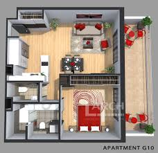 Company Floor Plan by Photorealistic 3d Floor Plans For Real Estate Company U2013 L Arch