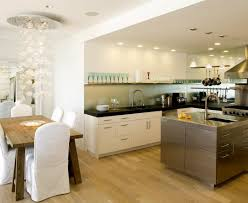 kitchen and dining room dining modern luxury kitchen and dining room combination igf usa