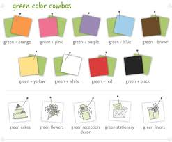 what color matches green rousel s blog wedding nautical color combinations violet and