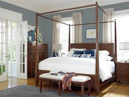 Universal Bedroom Furniture Buy Silhouette King Four Poster Canopy Bed By Universal From Www
