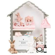 create your own handmade baby gift box by banks lyon