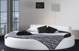 Bett 220 X 140 by Bett 220 X Atemberaubend Rundes Bett California In Leder Weiss O