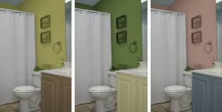 bathrooms colors painting ideas windowless bathroom paint colors icy blue paint color small brown